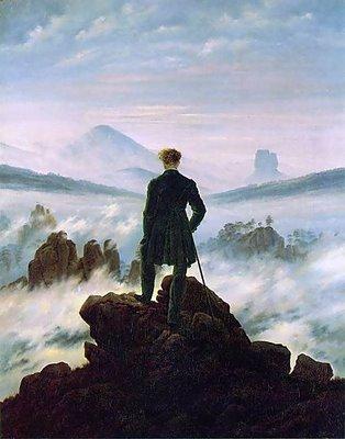La_montagna_Caspar_David_Friedrich_
